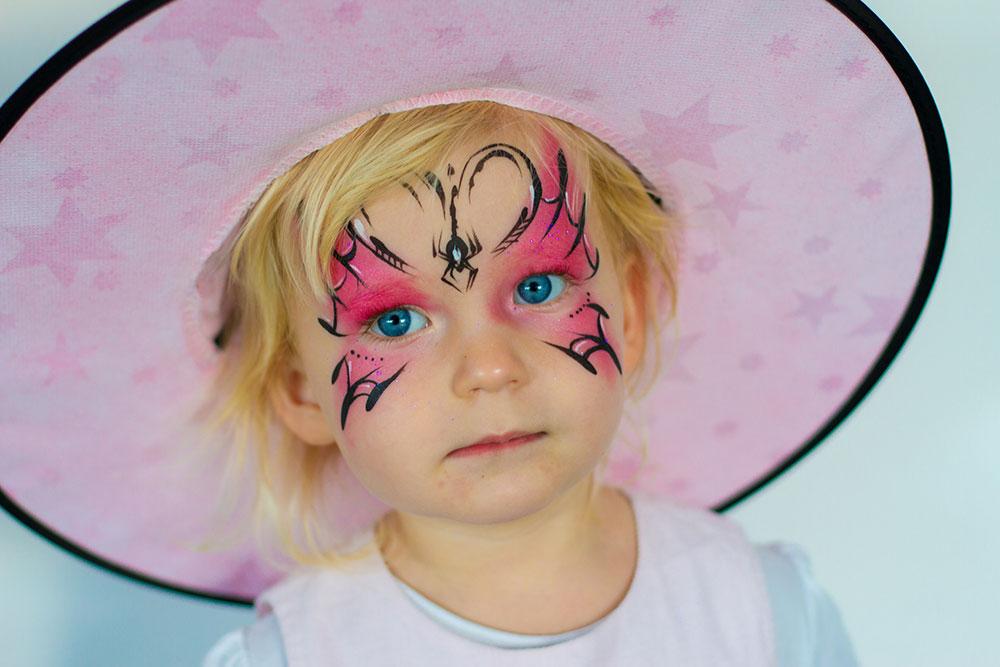 grimage papillon toiles d'araignées